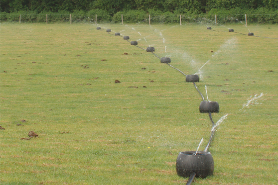 K-Line Irrigation | WrootWater Limited